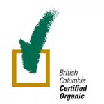 BC Certified Organic logo