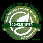 Eco-Certified Composite logo